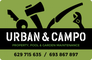 Property, pool and garden maintenance.